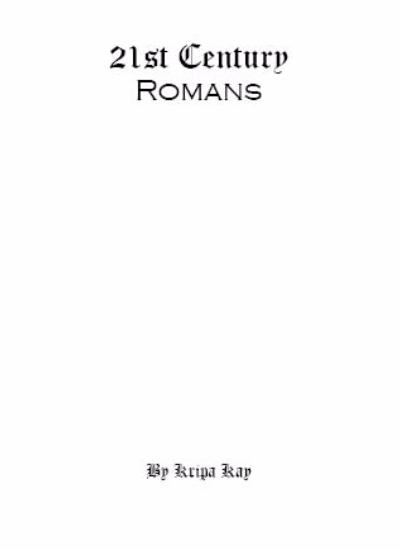 21st Century Romans
